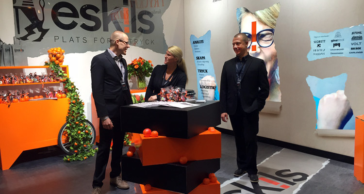 Bild från Eskils tryckeri på Shop Nordic